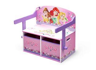 Obrázok Detská lavica s úložným priestorom Princess