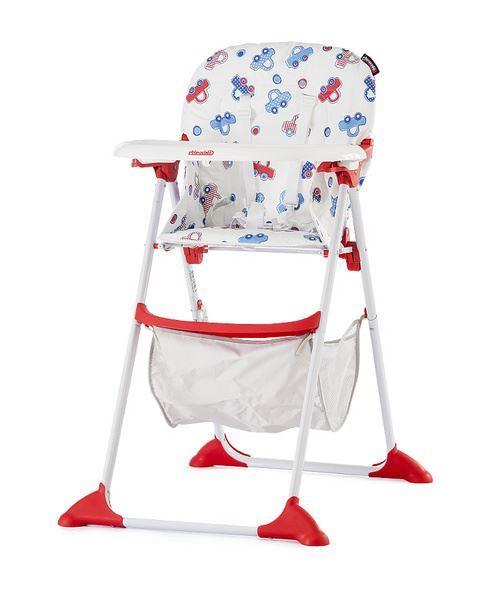 7713a191b7f3 Chipolino Detská jedálenská stolička Dolly. Bambulin.sk - hračky ...