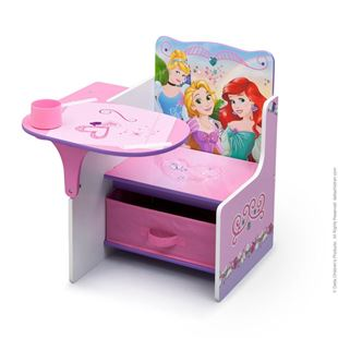 Obrázok Detská stolička so stolčekom Princess