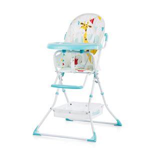Obrázok Chipolino Detská jedálenská stolička Maggi - modrá