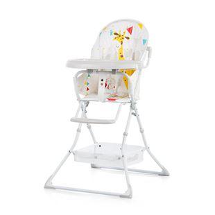 Obrázok Chipolino Detská jedálenská stolička Maggi - béžová