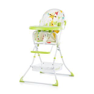 Obrázok Chipolino Detská jedálenská stolička Maggi - limetková