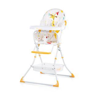 Obrázok Chipolino Detská jedálenská stolička Maggi - oranžová