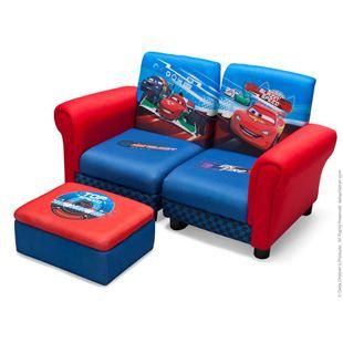 Obrázok Trojdielna sedačka Cars