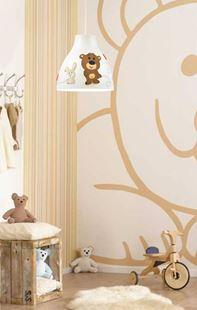 Obrázok Dětský lustr - Různé motivy zvířátek