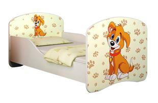 Obrázok Detská posteľ - Psík