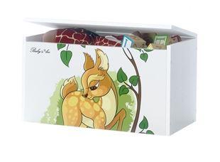 Obrázok Truhla na hračky - Bambi