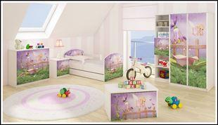 Obrázok Truhla na hračky - Zvonková víla