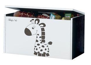Obrázok Truhla na hračky - Žirafa II.