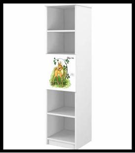 Obrázok Knihovnička Bambi