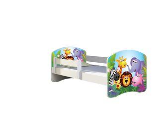 Obrázok Dětská postel - ZOO 2