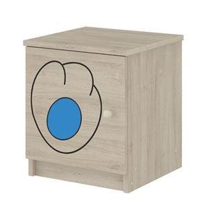 Obrázok Nočný stolík Mačacie tlapičky