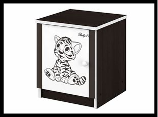 Obrázok Nočný stolík Tigrík