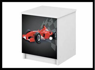 Obrázok Nočný stolík Formula