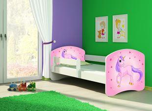 Obrázok Dětská postel - Poník jednorožec 2