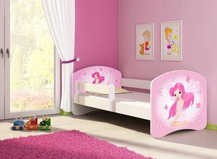 Obrázok Dětská postel - Růžová víla 2