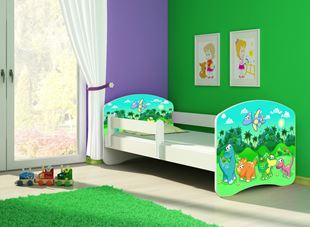 Obrázok Dětská postel - Dinosaur 2