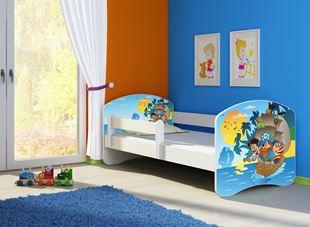 Obrázok Dětská postel - Piráti 2