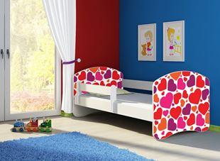 Obrázok Dětská postel - Sladká srdíčka 2