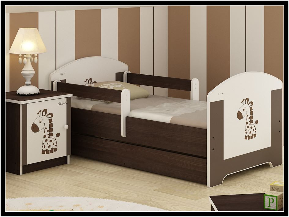 detsk poste irafa ii 160x80 cm hra ky. Black Bedroom Furniture Sets. Home Design Ideas