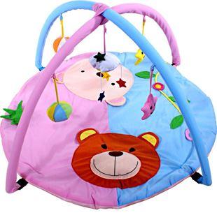 Obrázok Hracia deka - medvedík