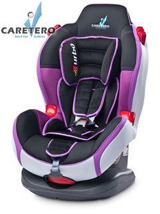 Obrázok Autosedačka CARETERO SPORT TURBO purple 2015