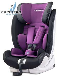 Obrázok Autosedačka CARETERO Volante Fix purple 2016