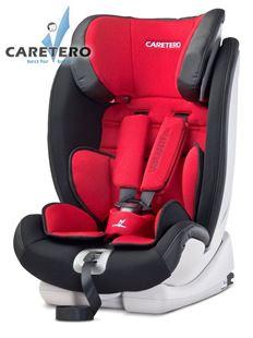 Obrázok Autosedačka CARETERO Volante Fix red 2016