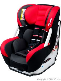 Obrázok Autosedačka Nania Eris Premium 2017 red