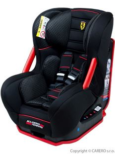 Obrázok Autosedačka Nania Eris Ferrari 2017 black