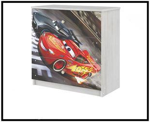Obrázok Disney Komoda Cars