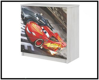 Obrázok z Disney Komoda Cars