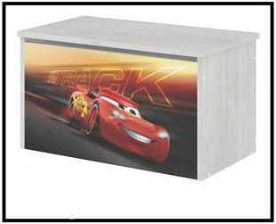 Obrázok Disney Truhla na hračky Cars