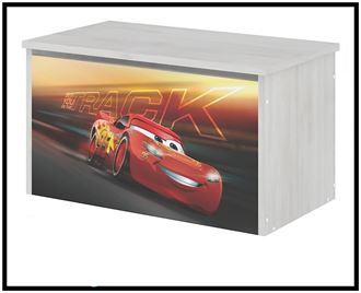 Obrázok z Disney Truhla na hračky Cars