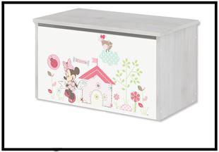 Obrázok Disney Truhla na hračky Minnie