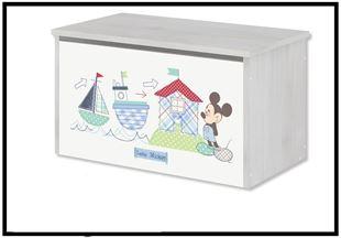 Obrázok Disney Truhla na hračky Mickey Mouse
