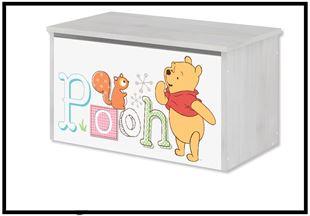 Obrázok Disney Truhla na hračky Medvídek Pú II