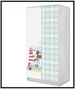 Obrázok Disney Šatní skříň Mickey Mouse