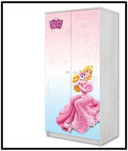 Obrázok Disney Šatník Princezné