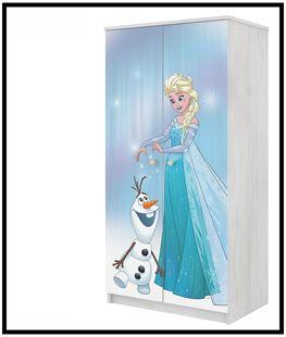 Obrázok Disney Šatní skříň Frozen