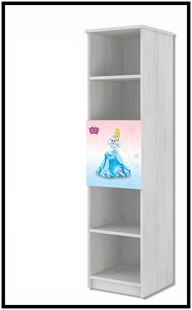 Obrázok Disney Knihovnička Princezny