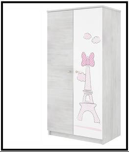 Obrázok Disney Šatní skříň Minnie Paříž