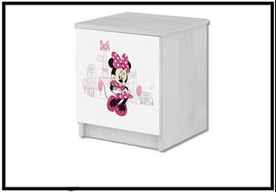 Obrázok Disney Noční stolek Minnie Paříž
