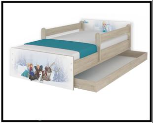 Obrázok Disney detská posteľ Frozen 180x90 cm