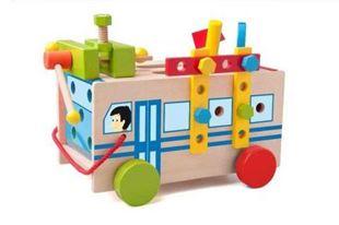 Obrázok Montážní autobus s nářadím