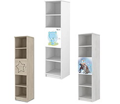 Obrázok na kategórii Knihovničky a poličky