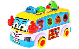 Obrázok Autobus vkládačka