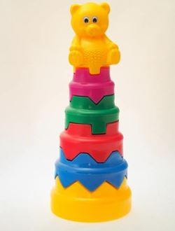 Obrázok z Detská pyramída Macko