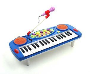 Obrázok Detské klávesy s mikrofónom
