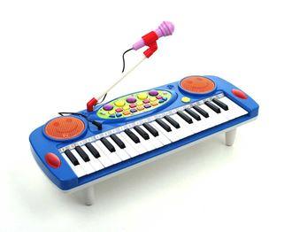 Obrázok z Detské klávesy s mikrofónom